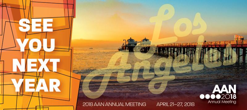 Medflixs - Annual Meeting of American Academy of Neurology