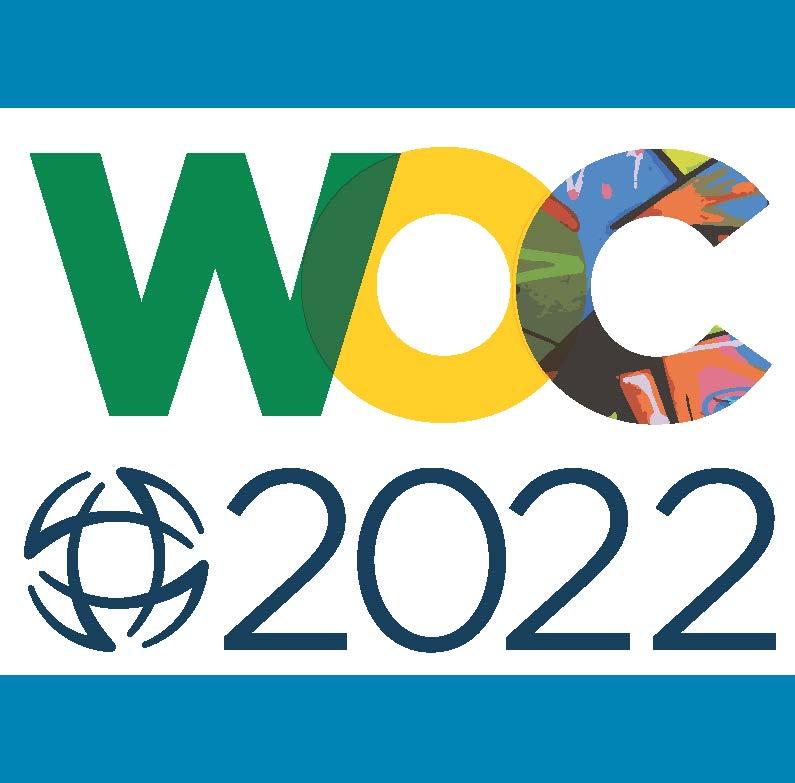 WOC2022 logo